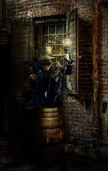 Steampunk Alley