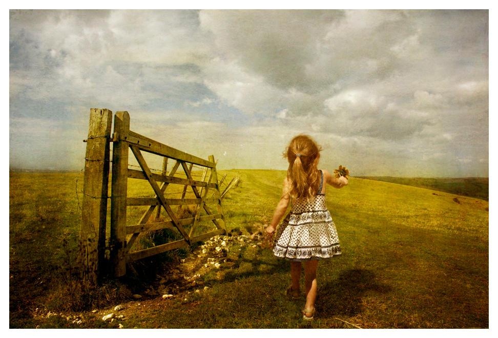 On Her Way by kayceeus