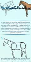 Digital Horse Painting Tutorial