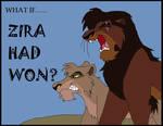 What if Zira Won? Cover