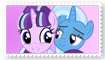 Starlight x Trixie Stamp