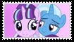 Starlight x Trixie Stamp by Zee-Stitch