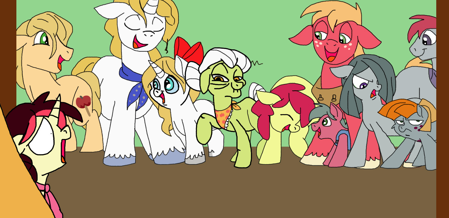 All The Apples by Zee-Stitch