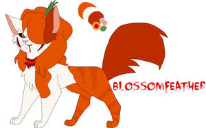 Blossomfeather by Zee-Stitch