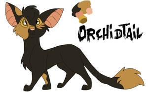 Orchidtail by Zee-Stitch