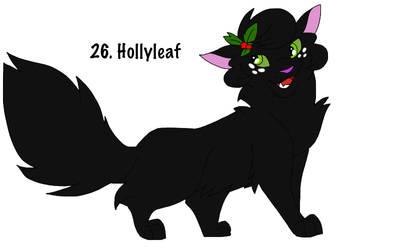 26. Hollyleaf by Zee-Stitch
