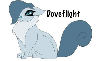 Doveflight by Zee-Stitch
