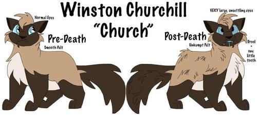 Winston Churchhill by Zee-Stitch
