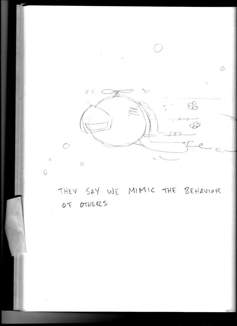 Captain Zap's Spaceship by OliverSimonsen