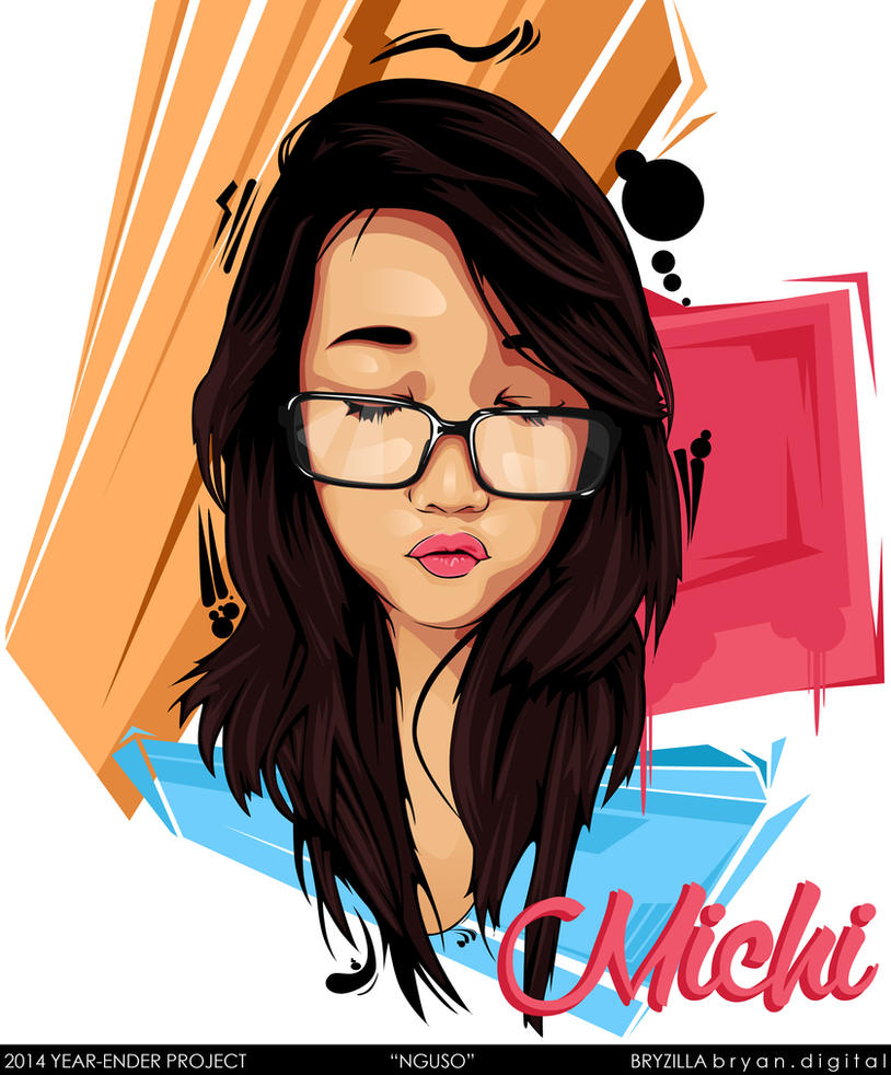 Michi by jeanbryan1