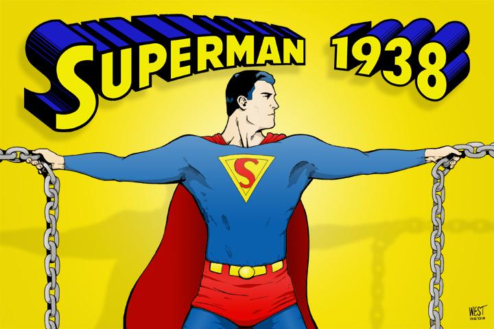 Памятник Супермену установят в Кливленде