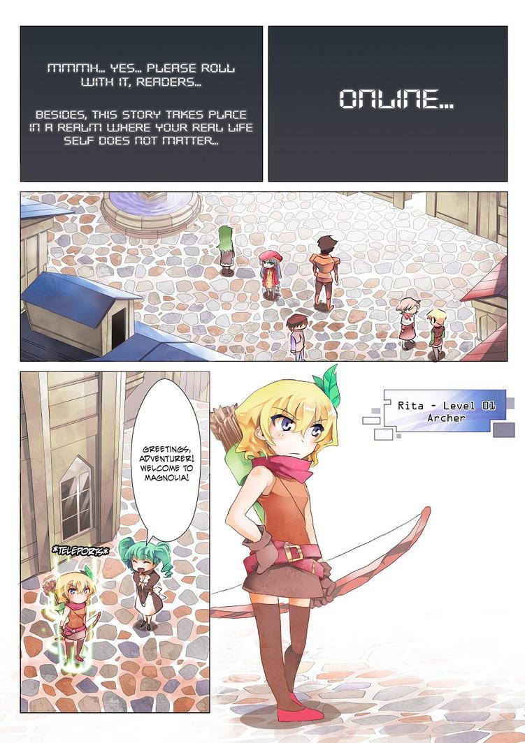 Magnolia Online - Beginnings (Page 3) by Merryweathery