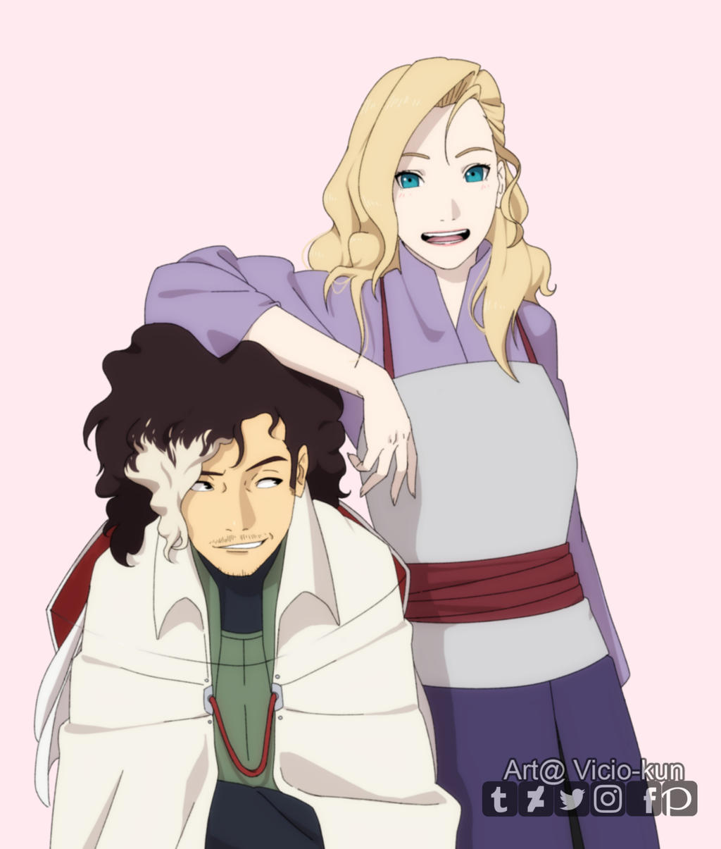 New Hokage? XD by vicio-kun