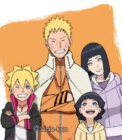 Happy Birthday Naruto by vicio-kun
