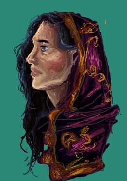 veiled by lirrah9