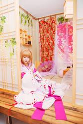 sakura hime by himeogi