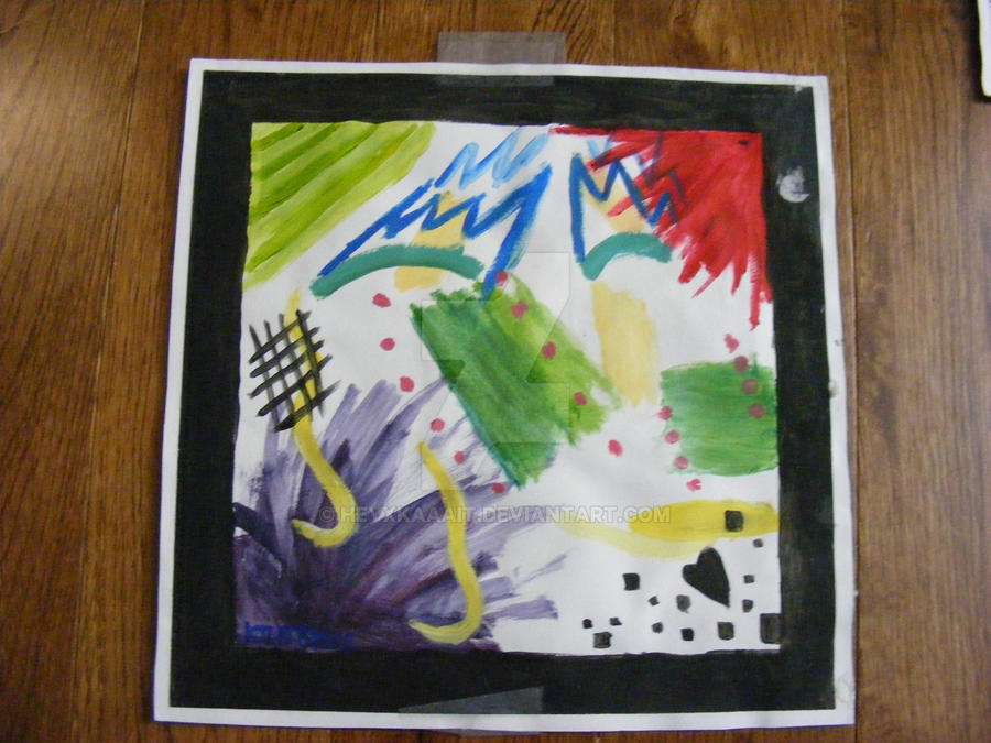 Abstract Painting Styles Project By Heyxkaaait On Deviantart