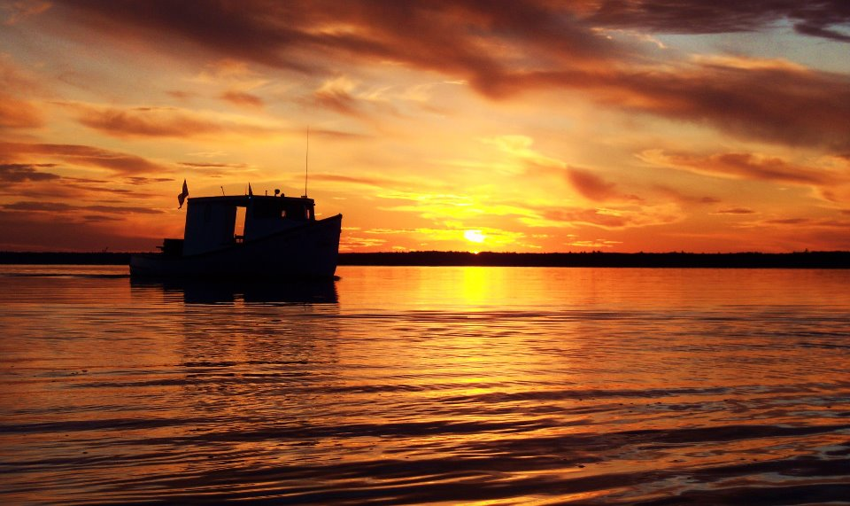 sunset kayak 5 by Photolover68