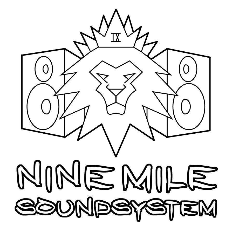 Nine Mile Soundsystem by prrrk03