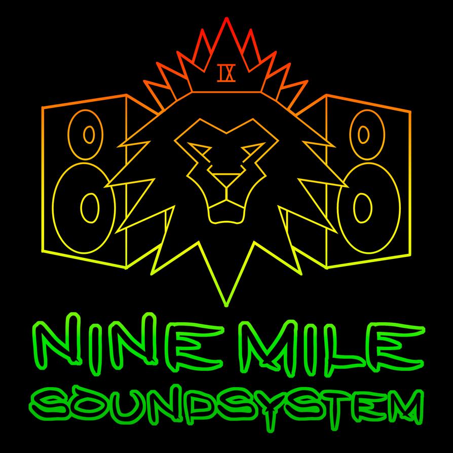 Nine Mile Soundsystem (Color) by prrrk03