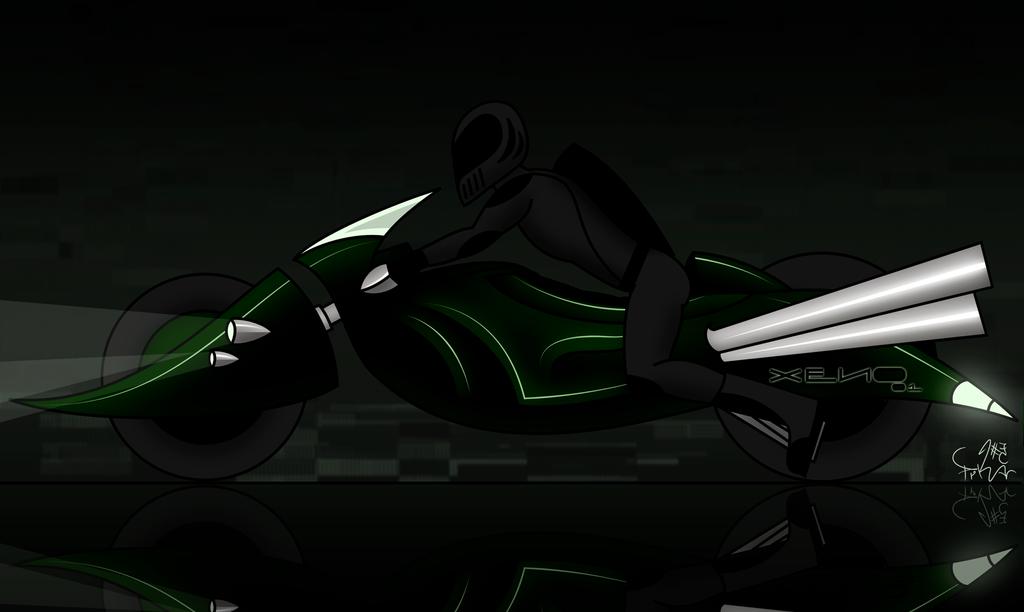 Xeno 01 by prrrk03