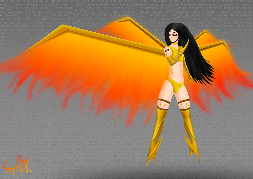 Rise Like a Phoenix by prrrk03