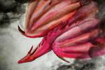 Watercolor dragon by Dani3lmatui