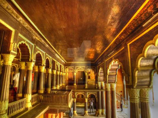 Tippu Sultan's Summer palace