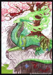 .:Forest God:. by AbilenciumSouldancer