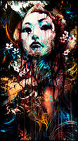 Abstract Girl by Eunice55