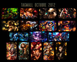 Tagwalloctubre by Eunice55
