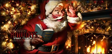 Happy Holidays by Eunice55