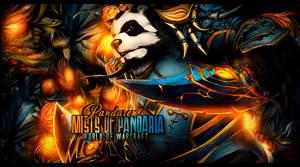 Pandaren by Eunice55