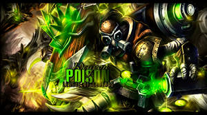 Poison weapon by Eunice55