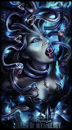 Medusa by Eunice55