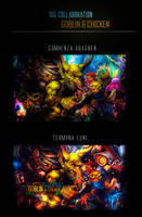 Goblin collab by Eunice55