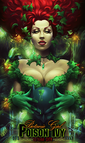 Poison Ivy by Eunice55