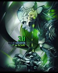 Cyborg by Eunice55