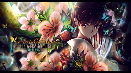 Flower Paradise by Eunice55
