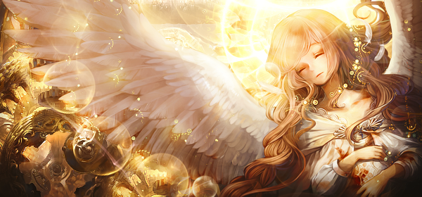 Angel by Eunice55