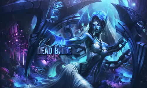 Dead Bride by Eunice55