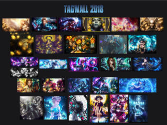Tagwall by Eunice55