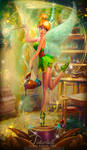 Tinkerbell by Eunice55