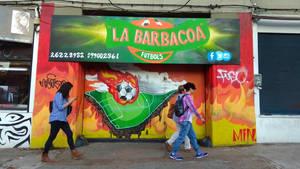 URUGUAY - Football Crazy Nation! The Club! by angrybudcom