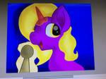 Oc pony: Swetie Linh by cloudyhan24