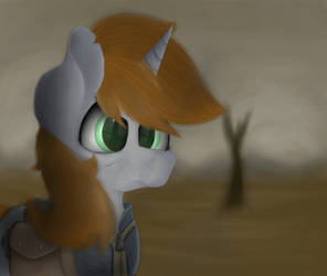 Little Pip - Fallout Equestria by cloudyhan24