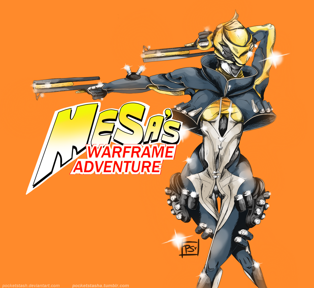 Com/Fan: Mesa's Bizarre Adventure by Pocketstash
