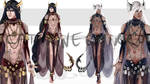 Adopt auction (CLOSED) Bellydance Brothers