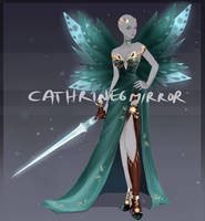 (CLOSED) Adopt Auciton - Outfit 44 by cathrine6mirror
