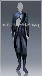 (CLOSED) Adopt Auciton - Outfit 45 by cathrine6mirror